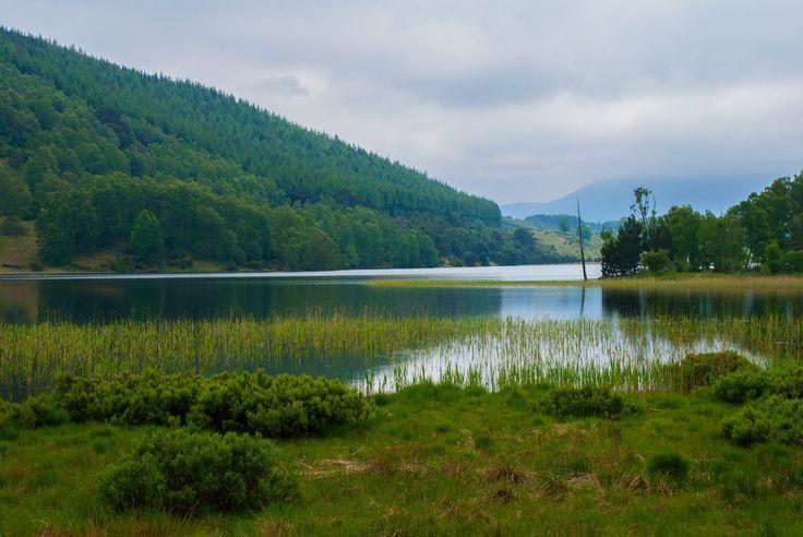 Scottish Loch by EveLivesey