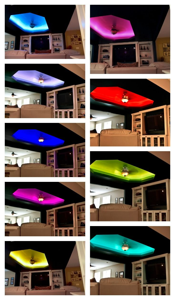 16 best LED Cove Lighting images on Pinterest | Cove lighting, Led ...
