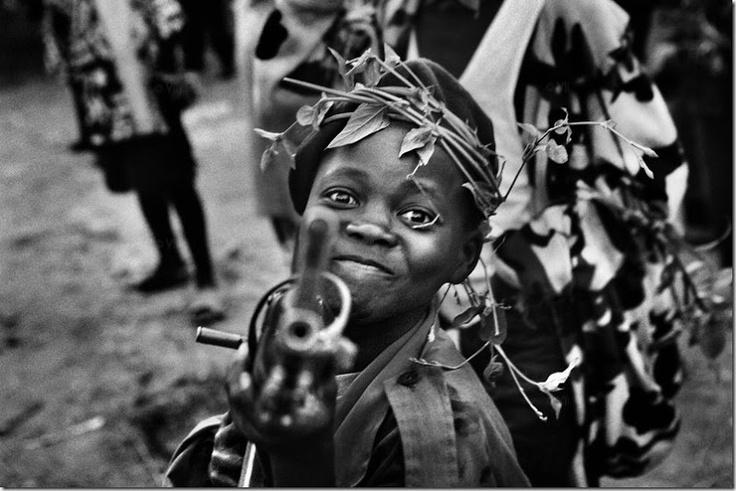 Marcus Bleasdale- Rapública Democrática del Congo