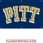 Pittsburgh Panthers Fan Banner 2' x 3'
