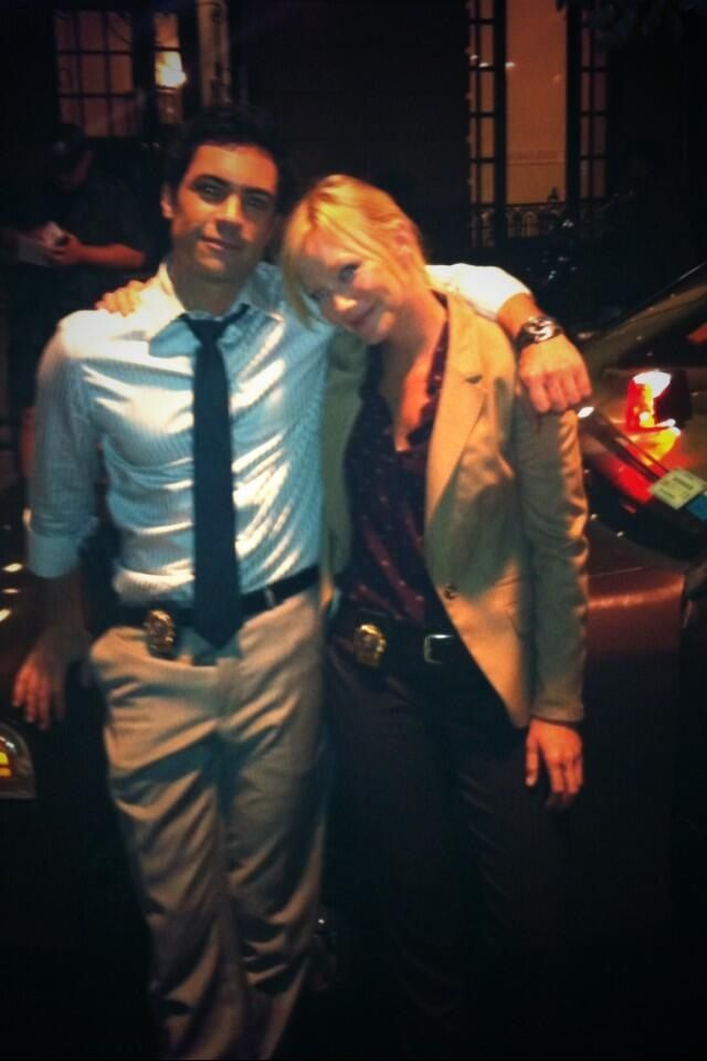 Amaro and rollins hook up