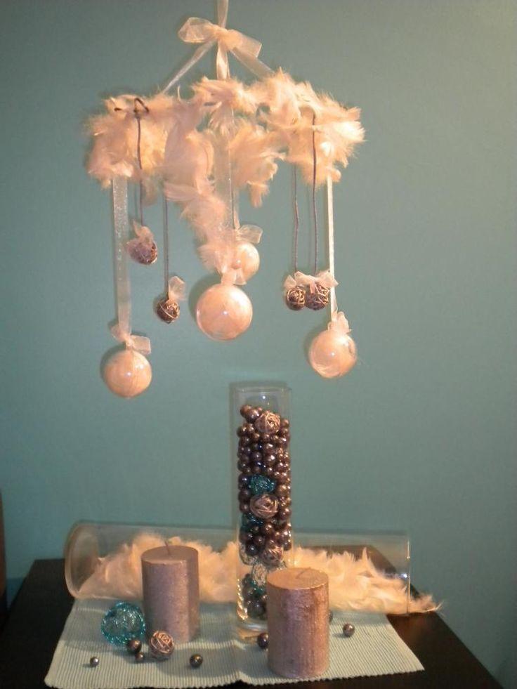 Une suspension légère et duveteuse pour un Noël magique - ZODIO