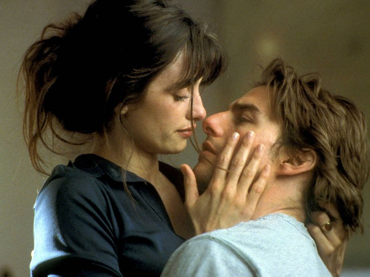 "Penélope Cruz et Tom Cruise dans ""Vanilla Sky"" (2008)"
