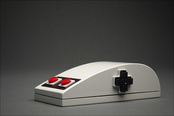 NES Mouse