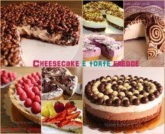 Cheesecake e torte fredde senza cottura e senza forno