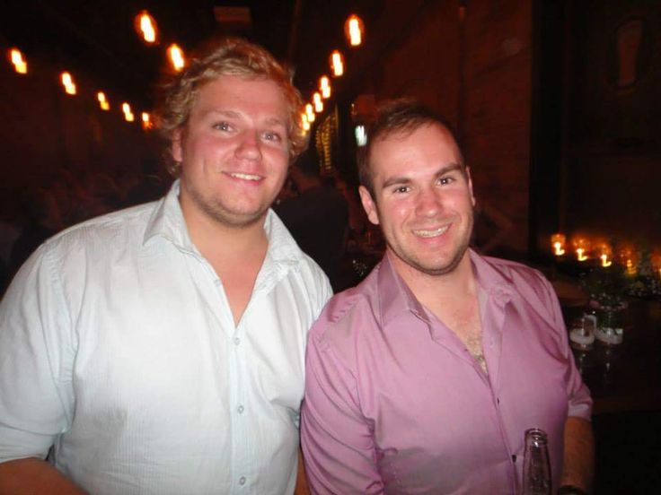Nathan & Brendan