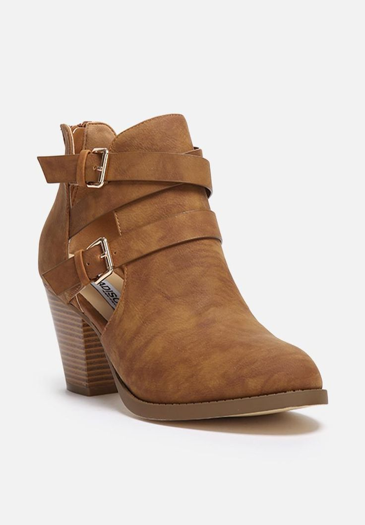Lacey PU - Tan Madison® Boots | Superbalist.com