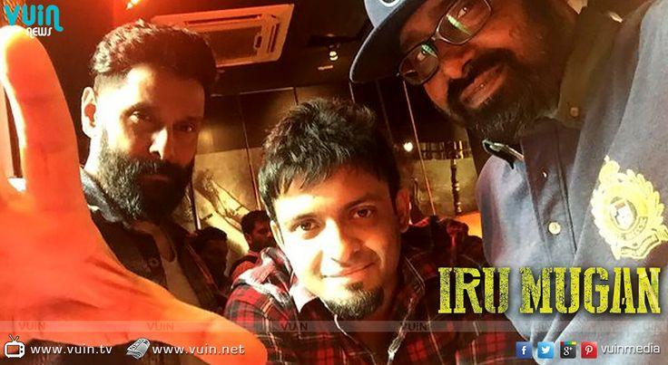 Anand Shankar talks about 'Iru Mugan' teaser