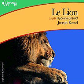 """Encore un livre à écouter absolument sur mon #appliAudible : """"Le Lion"""" par Joseph Kessel, lu par Hippolyte Girardot."""