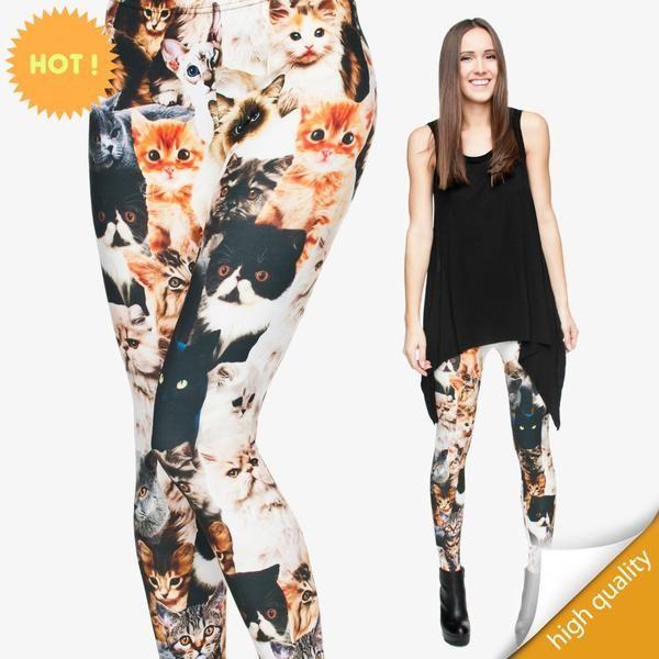 Kitten and Cats Leggings