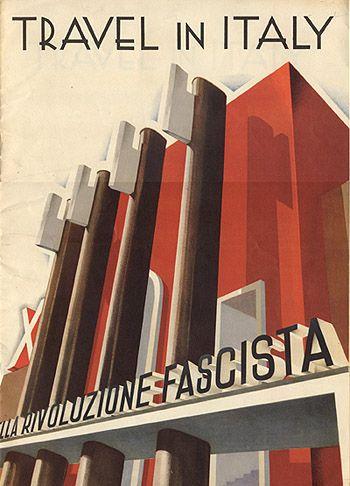 """""""Travel in Italy,"""" January 1933"""
