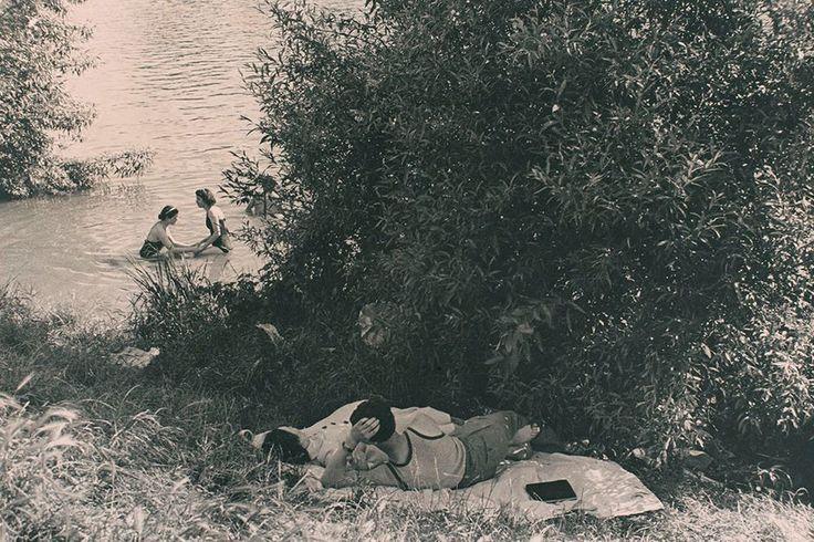 Henri Cartier Bresson - Primeras vacaciones pagadas - 1946