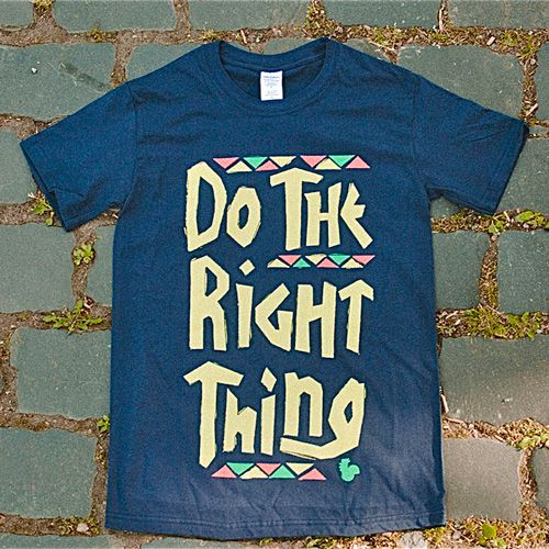 Do The Right Thing  Thank you Spike Lee! Rest in power Radio Raheem.