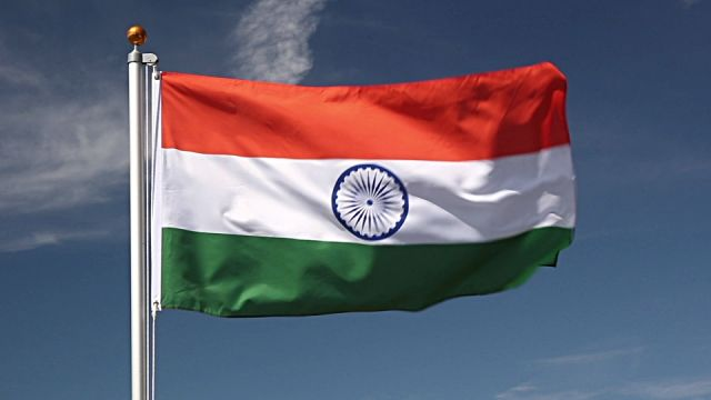 National Flag Of India Stock Footage Video | Getty Images