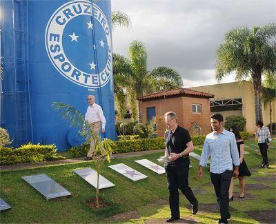 TOCA DA RAPOSA RECEBE A VISITA DA FEDERAÇÃO ALEMÃ DE FUTEBOL — em  Belo Horizonte