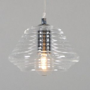 Lampa wisząca Treviso I przezroczyste szkło - Lampy wiszące - Oświetlenie wewnętrzne - lampyiswiatlo.pl