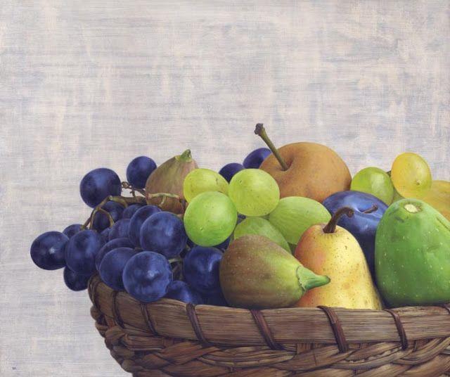 Φρούτα (μετά Καραβάτζιο)  (2008)