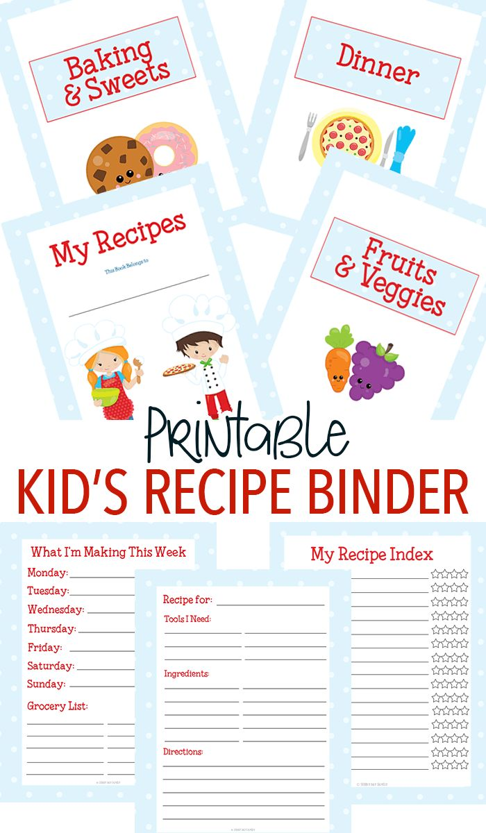 209 best cooking with kids images on pinterest