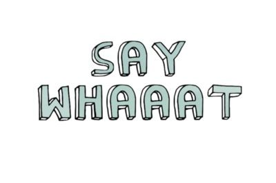 say whaaat. ♡