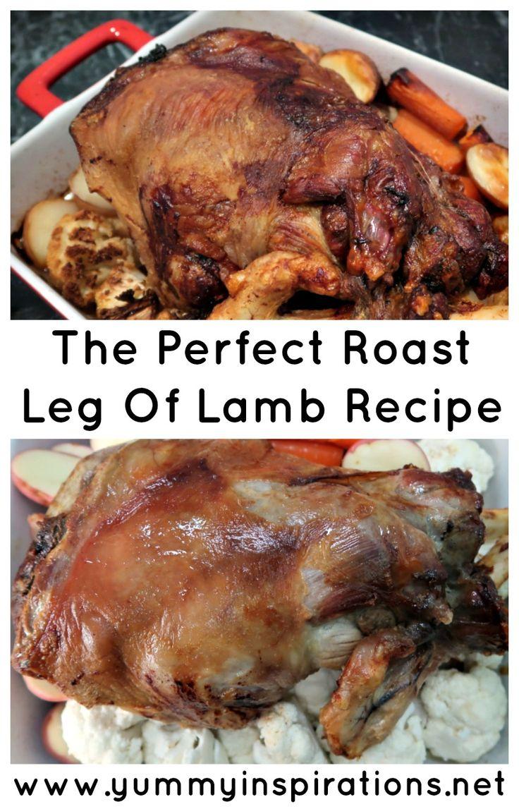 Leg Of Lamb Recipe - Roast Lamb - Low Carb Keto Diet Recipes