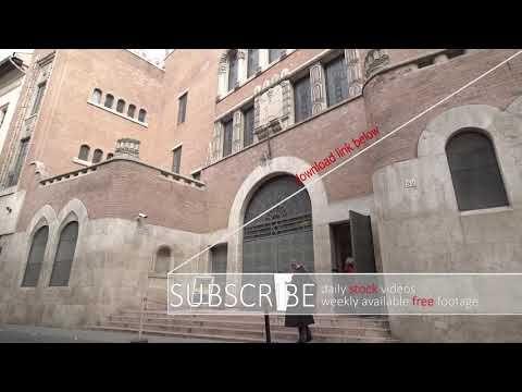 jewish synagogue - STOCK VIDEO / www.calmprosstock.com - (More Info on: http://LIFEWAYSVILLAGE.COM/videos/jewish-synagogue-stock-video-www-calmprosstock-com/)
