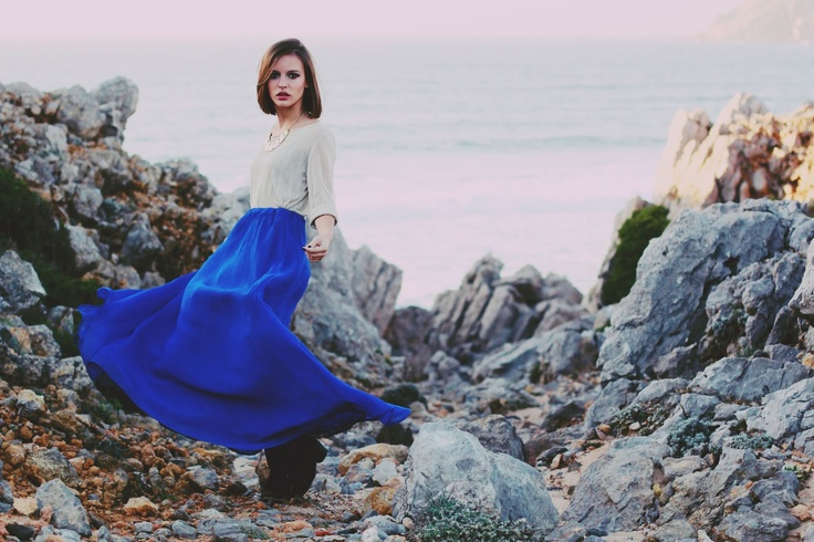 Outfit | Photoshoot - Lost... In the cliffs