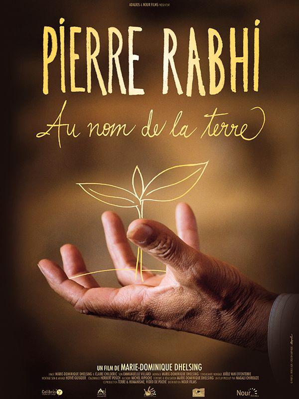 Pierre Rabhi est paysan, écrivain et penseur. Il est l'un des pionniers de l'agro-écologie en France. Amoureux de la Terre nourricière, engagé depuis quarante ans au service de l'Homme et de la Nature, il appelle aujourd'hui à l'éveil des consciences pour construire un nouveau modèle de société où « une sobriété heureuse » se substituerait à la surconsommation et au mal-être des civilisations contemporaines.