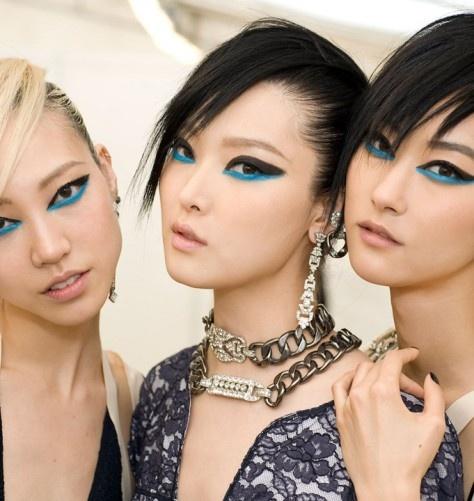 Maquillaje por Chanel