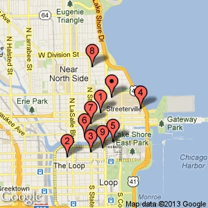 Top 10 Hotels in Chicago for Bachelor/Bachelorette Parties