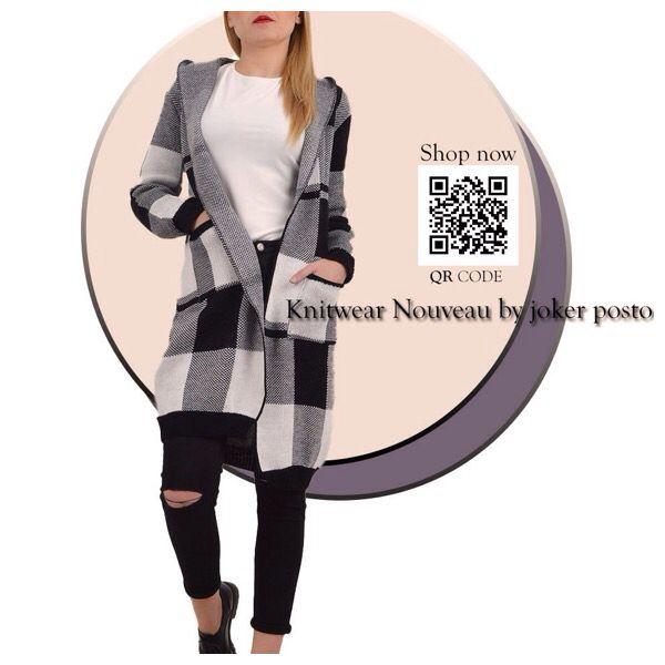 Cardigan knitwear nouveau by jokerposto