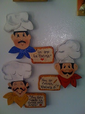 My Country Touch: MAMMA MIA  Fridge magnets