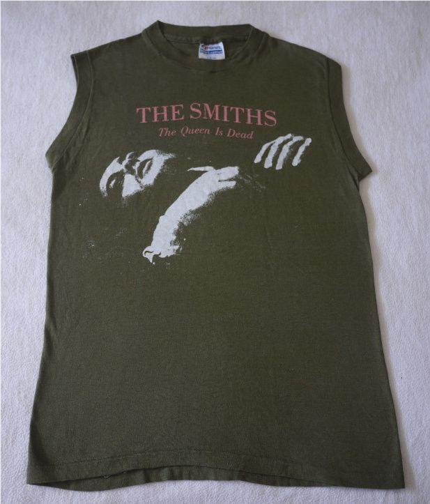 THE SMITHS Vintage 1986 T-Shirt - MORRISSEY Britpop New Wave Rock Concert Tour