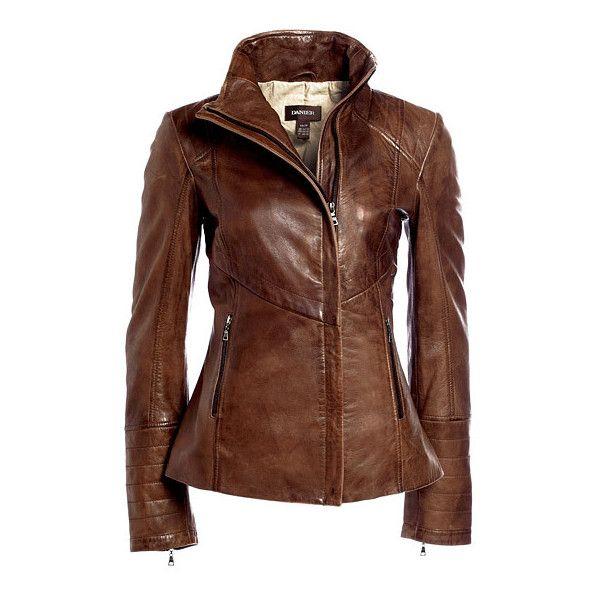 Danier : women : jackets & blazers : |leather women jackets & blazers 104030536| ($299) found on Polyvore