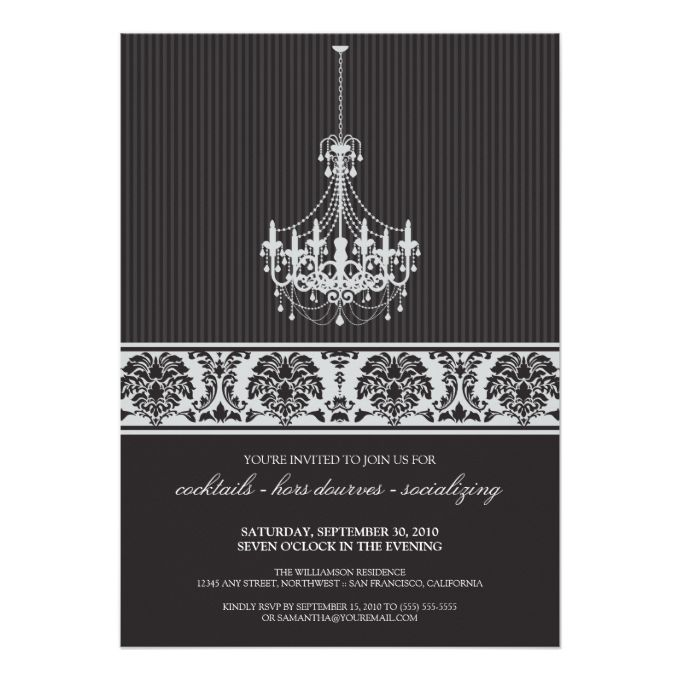 1013 best Cocktail Party Invitations images on Pinterest Cocktail