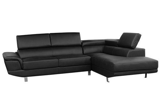 Καναπές Γωνία SECTOR  Ο μοντέρνος και πλούσιος συνδυασμός του καναπέ SECTOR ξεχωρίζει και τραβάει τα βλέμματα Τα αναδιπλούμενα  προσκέφαλα χαρίζουν λειτουργικότητα και άνεση Διατίθεται σε Λευκό και Μαύρο σε αριστερή γωνιά Υλικά κατασκευής: ξύλο, τεχνόδερμα, και χρώμιο Διαστάσεις: 290x193x95/100 H.76 cm Οι Καναπέδες Ορίζονται Δεξιά ή Αριστερά όπως Καθόμαστε Σε περίπτωση διαθέσιμου στοκ η παράδοση είναι άμεση. Ενημερωθείτε για την διαθεσιμότητα των προϊόντων.