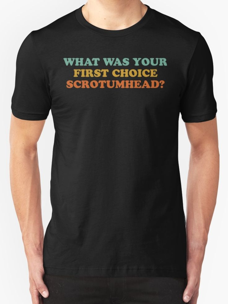 What Was Your First Choice Scrotumhead? by TheFlying6