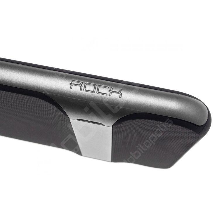 Kryt na iPhone 7 Plus - ROCK Royce series KickStand RRSK04 šedý