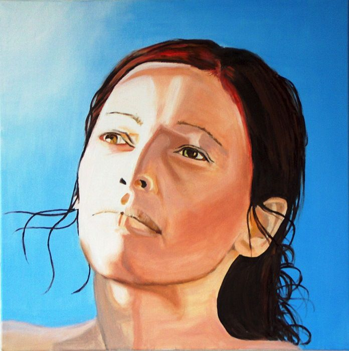 Puoi leggere un po' di mie poesie in antemprima nel mio blog, associate a dipinti vari