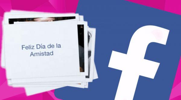 Crea tu video del Día de la Amistad en Facebook