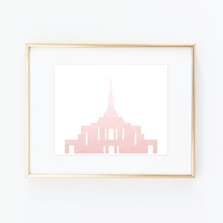 Gilbert Temple, LDS Temples, House of the Lord, LDS Printable, LDS Prints, Lds Wall Art, Lds Instant Download, Lds minimalist, Lds Modern by QuotableStuff on Etsy