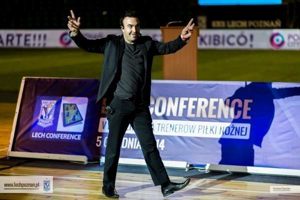 Pierwsza część sprawozdania z Lech Conference • Dan Abrahams największym plusem • Przykład z Carltonem Cole • Konferencja dla trenerów >>