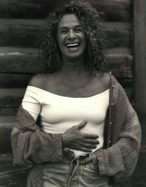 Carole King -  great singer / songwriter.  Love when she sings with James Taylor - perfect harmonies.