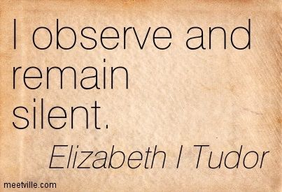Queen Elizabeth I quote