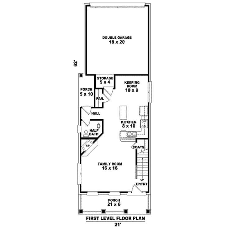 431 besten House plans Bilder auf Pinterest   Grundrisse, kleine ...
