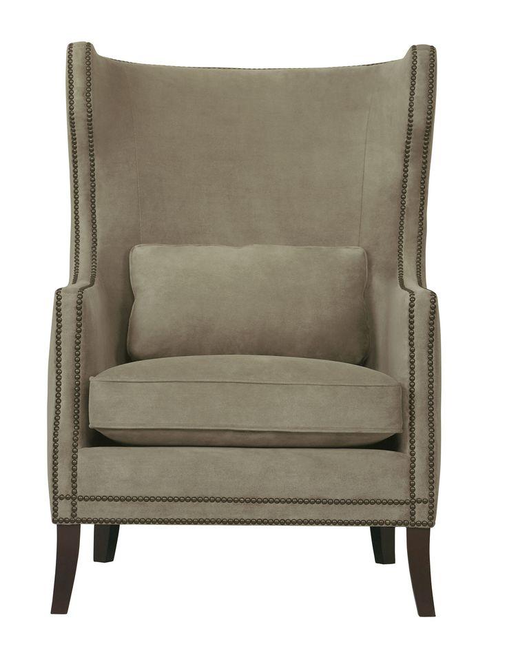 Bernhardt Kingston Wing Chair Wide X