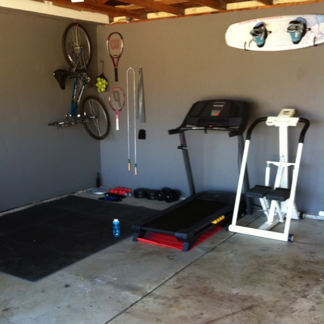 Basement Workout Area: 172 Best Work It Out Room Images On Pinterest