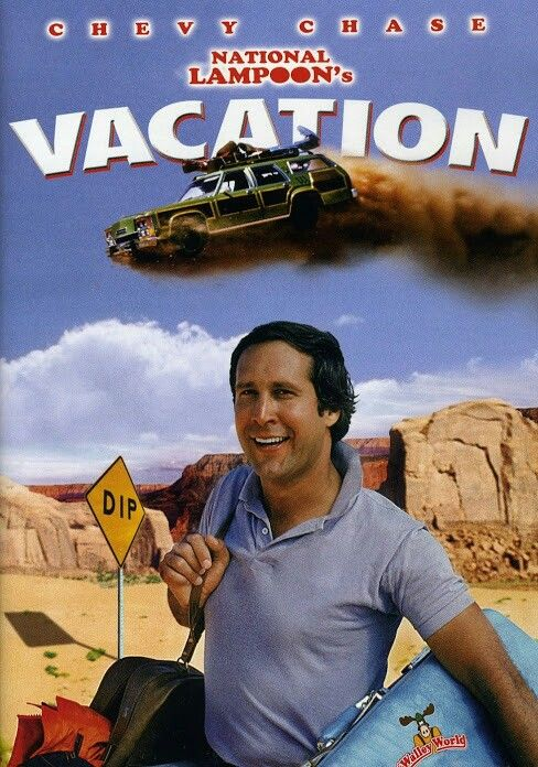 National Lampoon's Vacation. Another fav I could probably recite the lines to!! Most of the sequels were ok too. {GM}