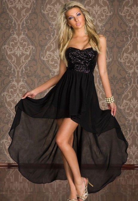 Cu aceasta rochie de seara lunga veti face impresie la orice eveniment!