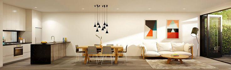 Arredare un open space cucina soggiorno vintage 06 | Interior ...