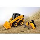 """CAT Take-A-Part Vehicle - Skid Steer -  Toy State Industrial - Toys""""R""""Us"""